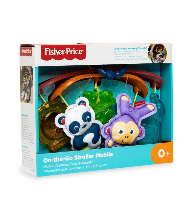 FISHER PRICE Core - On The Go Stroller Mobile