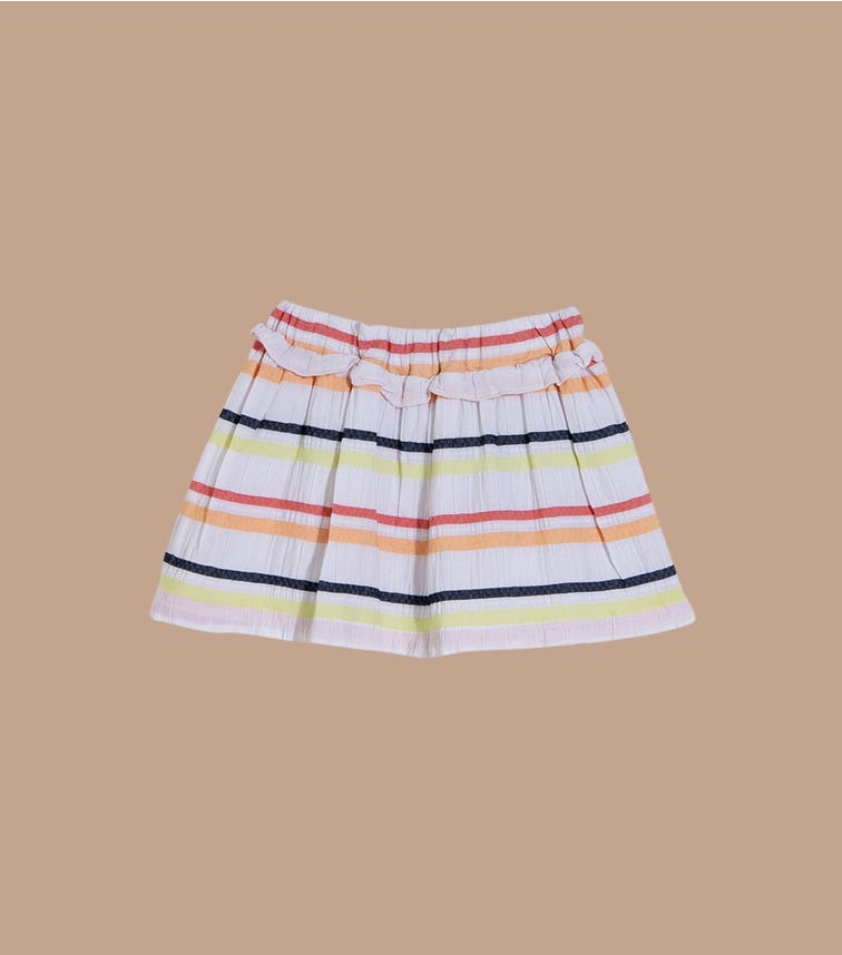 NAME IT Striped Skirt