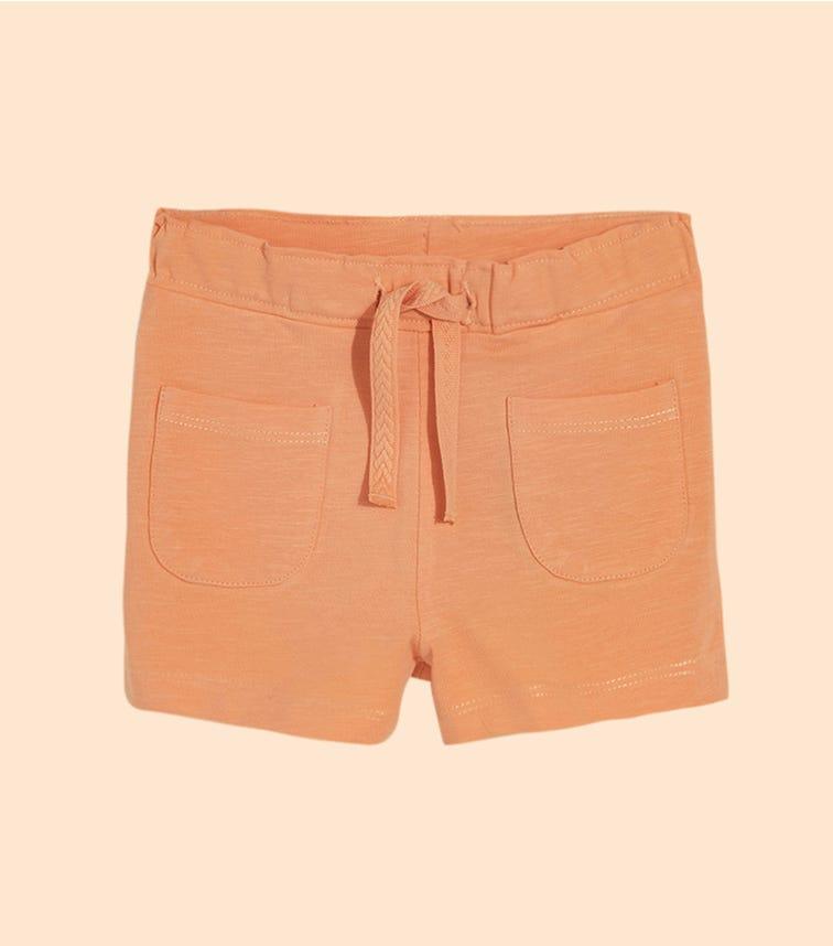 NAME IT Cantaloupe Jersey Shorts