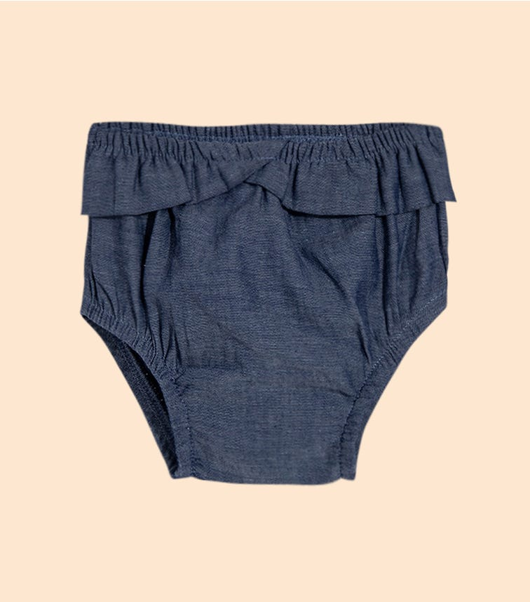 NAME IT Navy Bloomers