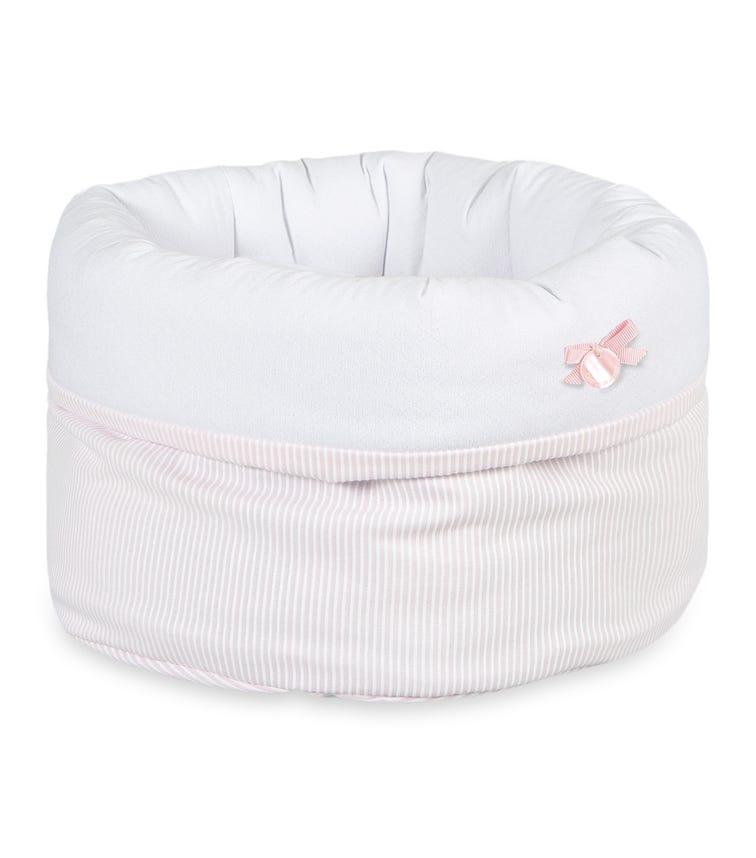 BIMBIDREAMS Suiza Pink Bottle Basket