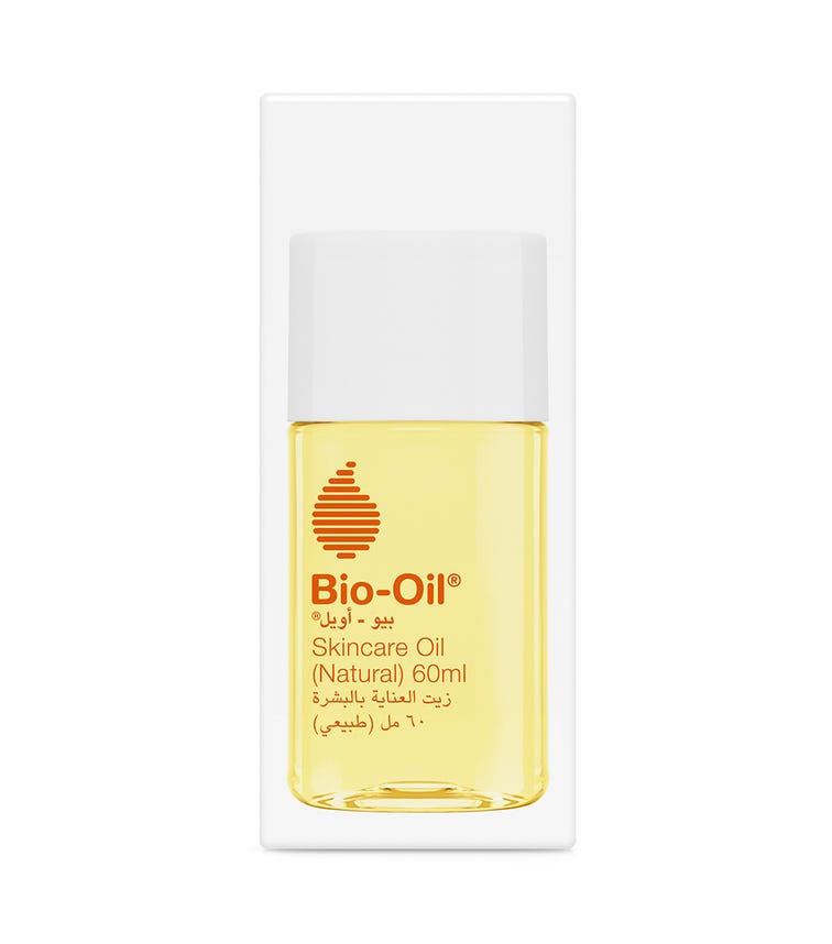 BIO-OIL Natural Skincare Oil For Scars & Stretch Marks 60 ML