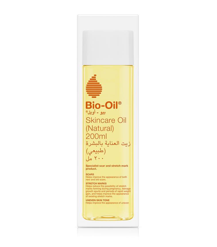 BIO-OIL Natural Skincare Oil For Scars & Stretch Marks 200 ML