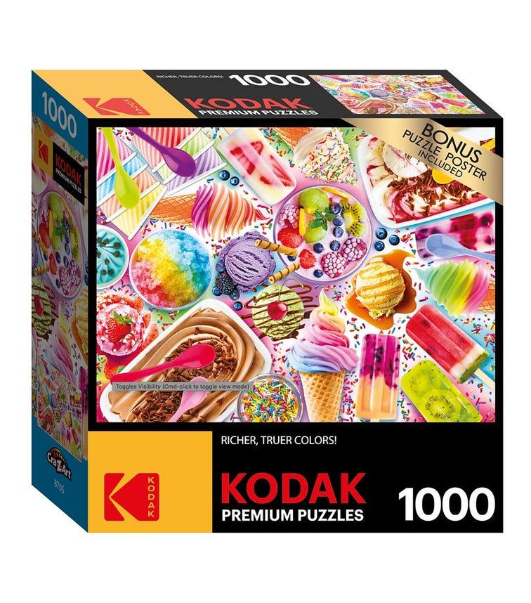 CRA-Z-ART Kodak 1000 Pieces Puzzle - Summer Freeze