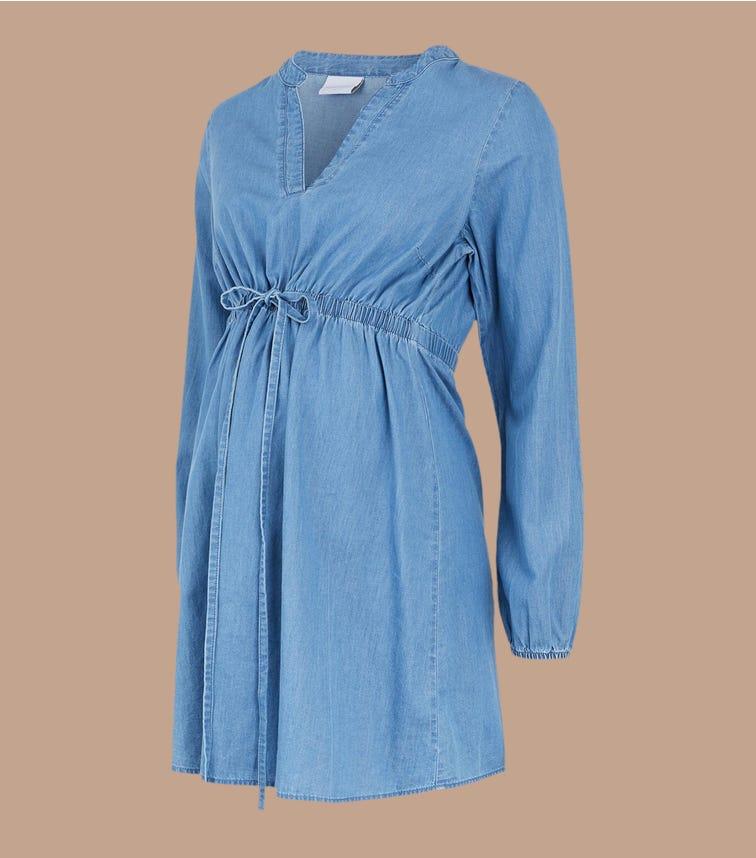 MAMALICIOUS Organic Cotton Maternity Tunic