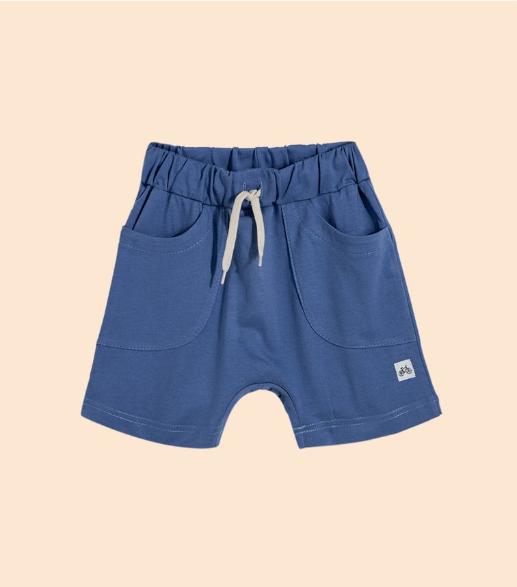 PINOKIO Summertime Shorts With Drawcord
