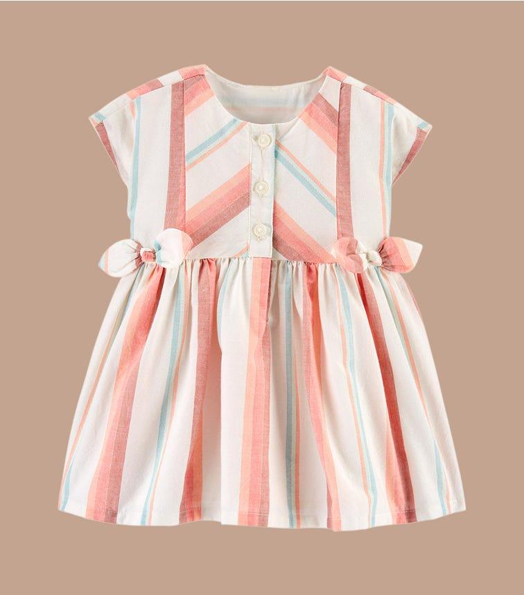 OSHKOSH Striped Dress