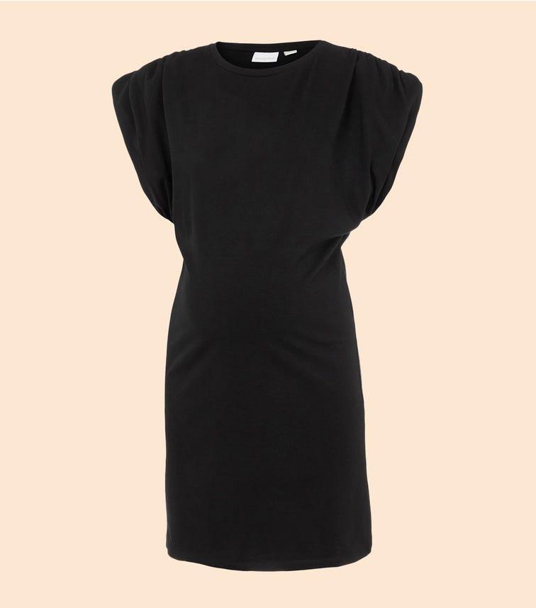 MAMALICIOUS Cap Sleeved Jersey Dress