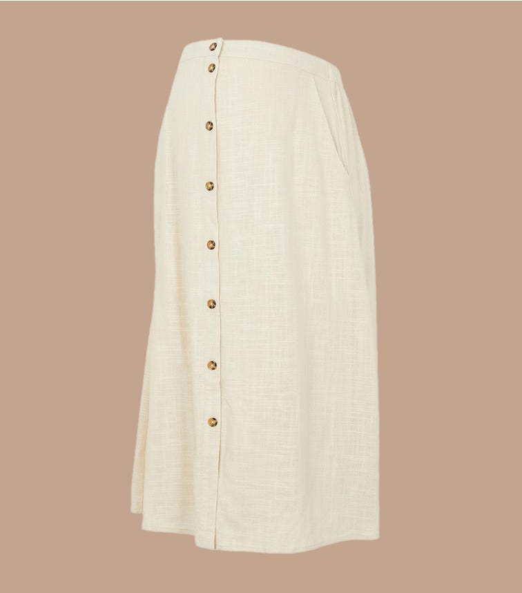 MAMALICIOUS Midi Skirt