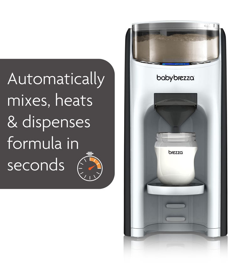 BABY BREZZA Formula Pro Advanced Formula Dispenser Machine