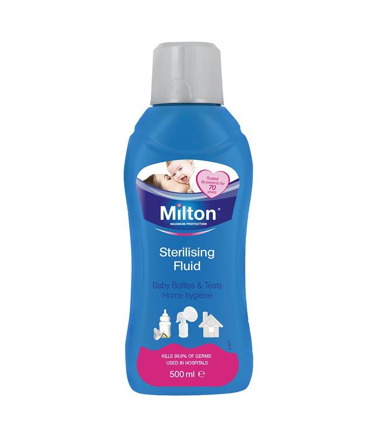 MILTON Sterilising Fluid 500 ML