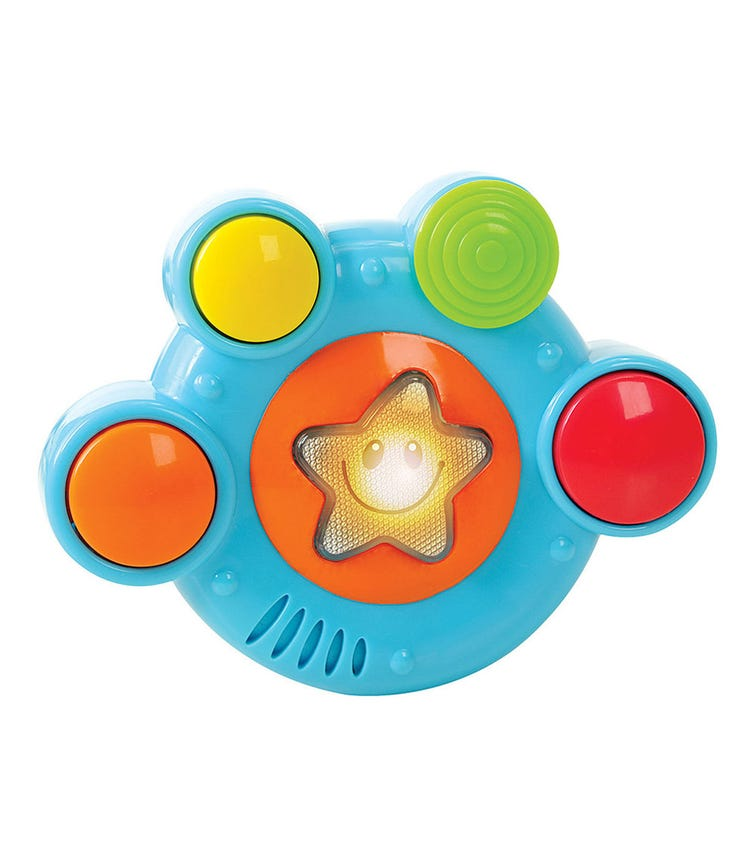 PLAYGO Baby Rock Star - Drum (Battery Operated)