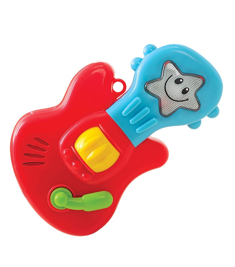 PLAYGO Baby Rock Star - Guitar (Battery Operated)