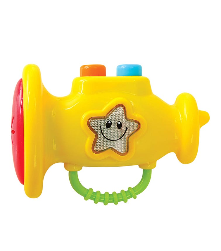 PLAYGO Baby Rock Star - Trumpet (Battery Operated)