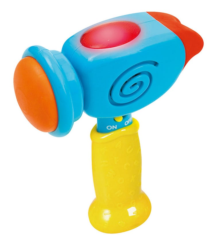 PLAYGO Baby's Hammer (Battery Operated)