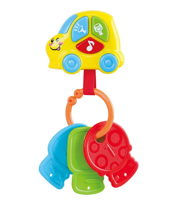 PLAYGO Key Chain Activities (Battery Operated)