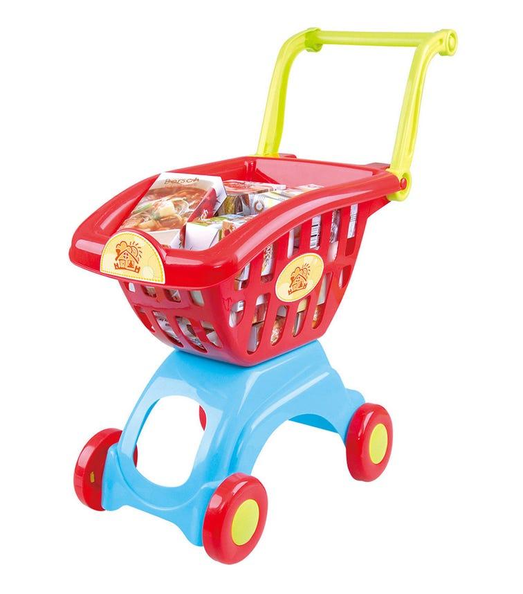 PLAYGO Shopping Cart (18 Pieces)