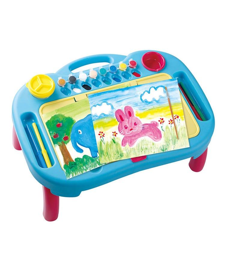 PLAYGO Draw & Carry Desk (19 Pieces)