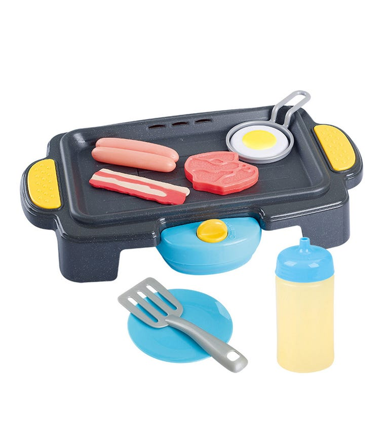 PLAYGO 10-Piece Make It Sizzle BBQ Set (Battery Operated)