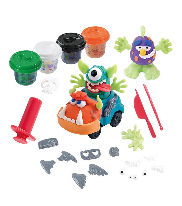 PLAYGO Monster On Wheels (Battery Operated)