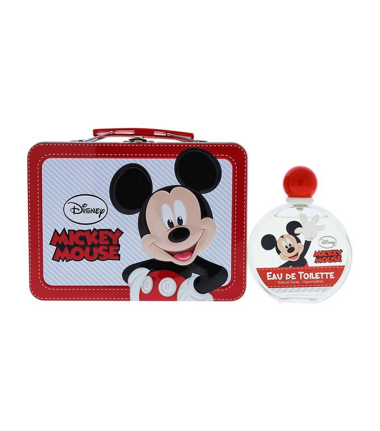 AIRVAL Disney Mickey Mouse Metallic Box EDT 100 ML