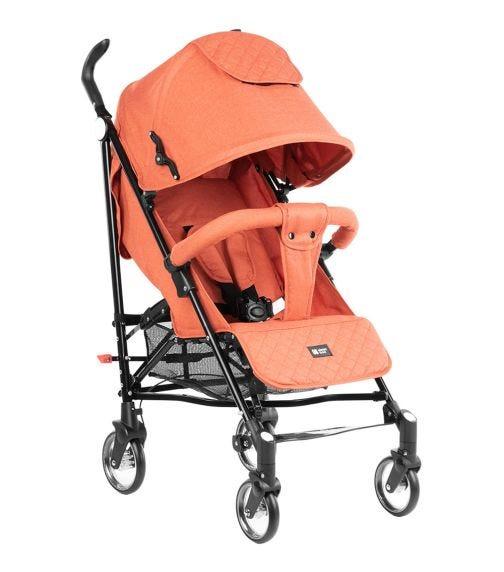 KIKKABOO Vivi Baby Pushchair - Orange