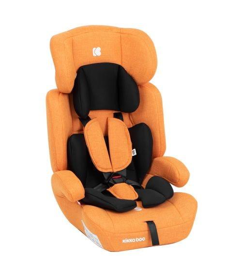 KIKKABOO Car Seat 1-2-3 (9-36 KG) Zimpla - Orange