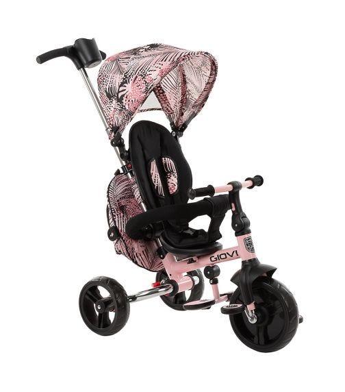 KIKKABOO Tricycle Giovi 2020 - Pink