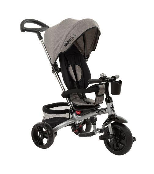 KIKKABOO Tricycle Xammy 2020 - Grey