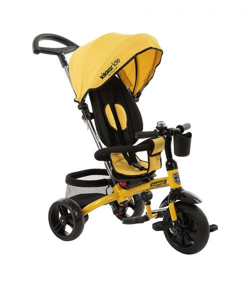 KIKKABOO Tricycle Xammy 2020 - Yellow
