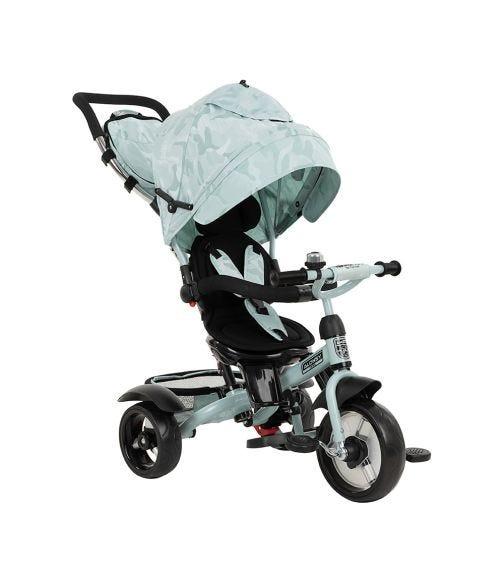 KIKKABOO Tricycle Alonsy 2020 - Mint Camouflage