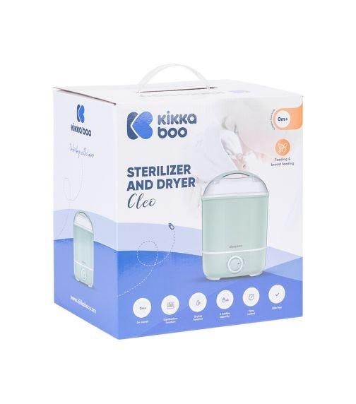KIKKABOO Steriliser With Dryer - Cleo