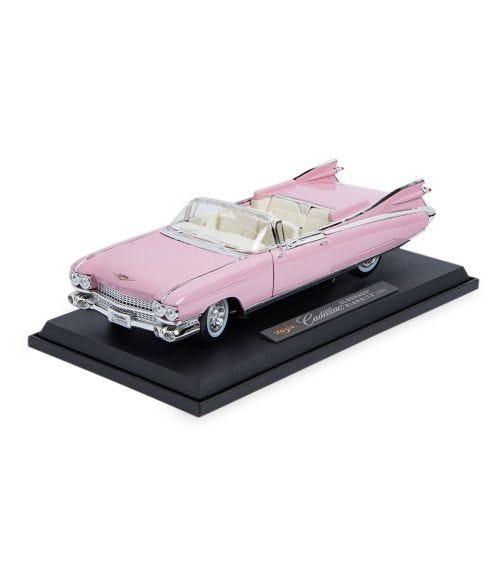 MAISTO 1:18 Scale Premiere Edition 1959 Cadillac Eldorado Biarritz - Pink