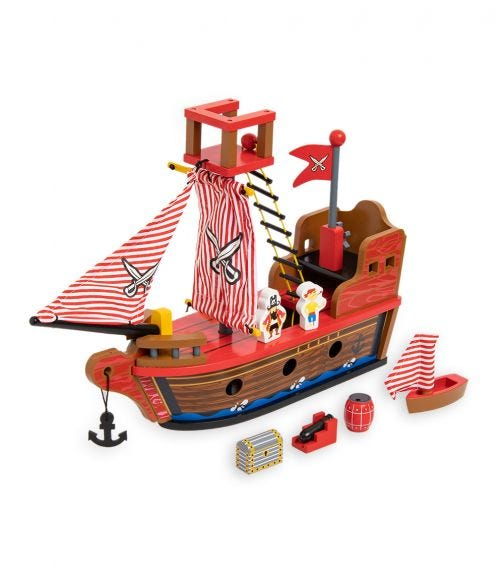 JOUECO Pirate Ship
