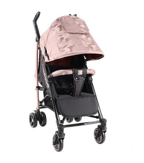 KIKKABOO Kingsy Baby Pushchair - Pink