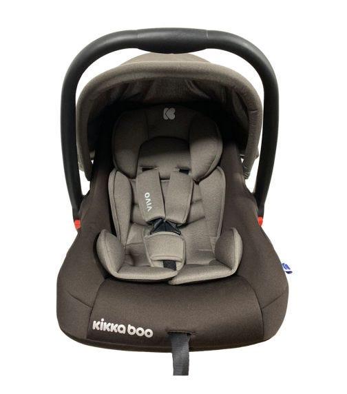 KIKKABOO Car Seat 0+ (0-13 KG) Vivo - Beige