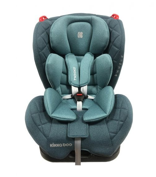 KIKKABOO Car Seat 0-1-2 (0-25KG) Hood 2020 - Mint