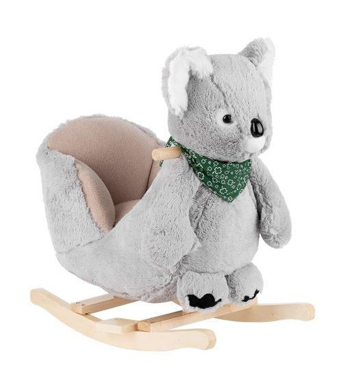 KIKKABOO Soft Rocking Toy With Seat - Koala