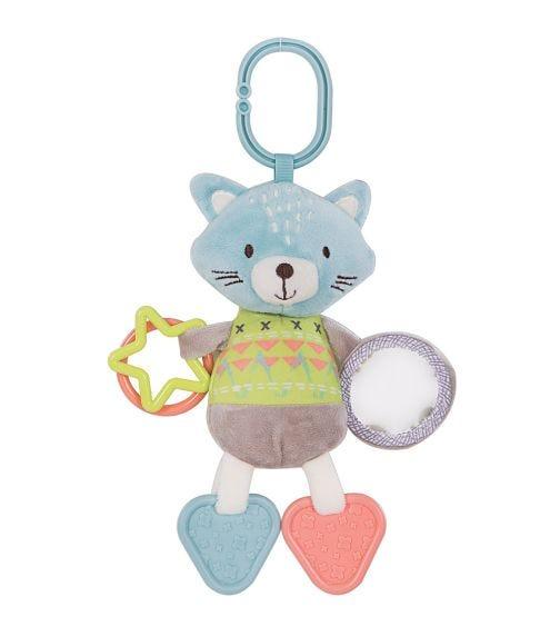 KIKKABOO Cat Activity Toy