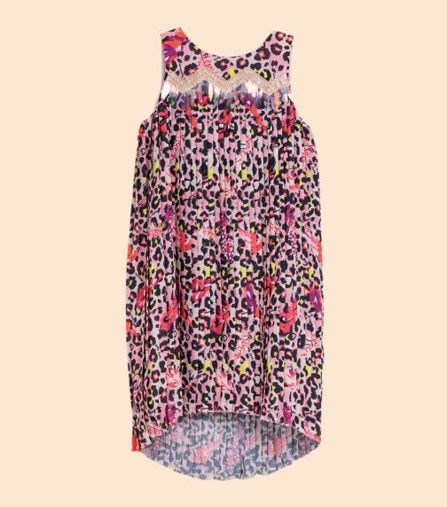 CHOUPETTE Pleated Smart Dress