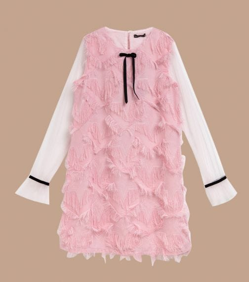 CHOUPETTE Fluffy Smart Dress