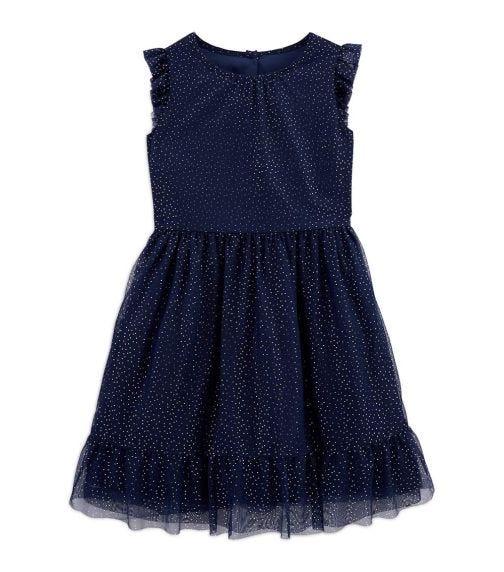 CARTER'S Polka Dot Tulle Dress
