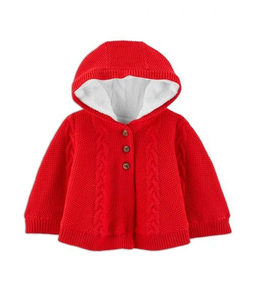 CARTER'S Hooded Poncho