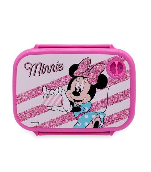 MINNIE Spring Palms Pink Lunch Box