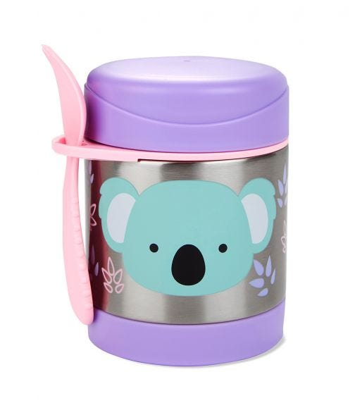SKIP HOP Zoo Food Jar - Koala