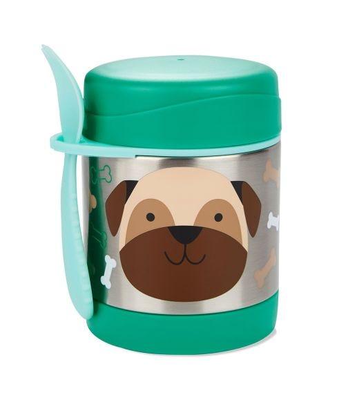 SKIP HOP Zoo Food Jar - Pug