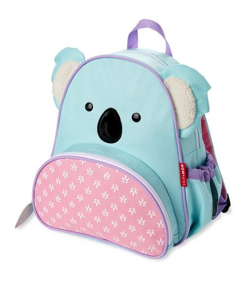 SKIP HOP Zoo Backpack - Koala
