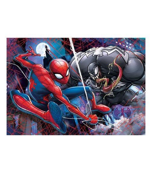 CLEMENTONI 3D Vision Puzzle Spiderman 104 Pieces