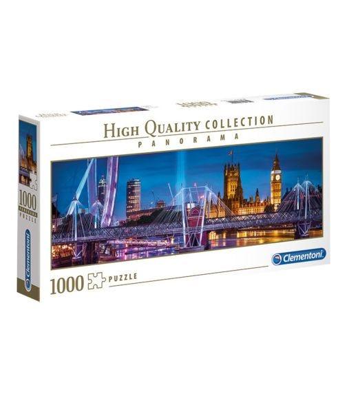 CLEMENTONI Panorama Puzzle Bridge Of London 1000 Pieces