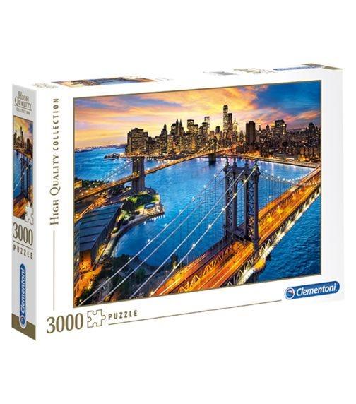 CLEMENTONI The New York 3000 Pieces